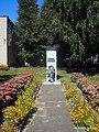 Памятник Герою Советского союза Сильницкому М.Ф. - panoramio.jpg