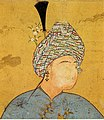 Портрет Сархан-бека, деталь, Брит. муз..jpg