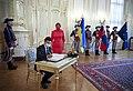 Президент України Володимир Зеленський зустрівся з Президентом Словацької Республіки Зузаною Чапутовою. 007.jpeg