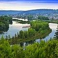 Река Уфа, Красный Ключ, Башкортостан - panoramio (1).jpg