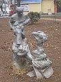 Сакський курортний парк. Скульптури.jpg