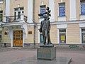 Смоленск. Памятник Михаилу Исаковскому..JPG