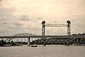 Темерни́цкий ( Си́верский) автомобильный и разводной железнодорожный мосты через реку Дон в городе Ростов-на-Дону.jpg