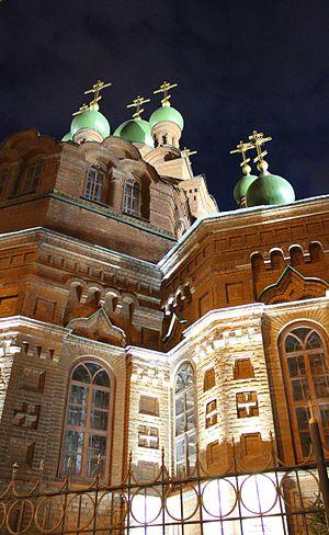 Троицкая церковь 4