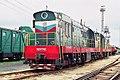 ЧМЭ3-2768, Russia, Tambov region, Tambov depot (Trainpix 166011).jpg