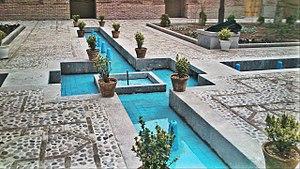 Caravanserai of Sa'd al-Saltaneh - Image: کاروانسرای سعد السلطنه