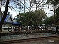 ศาลกรมหลวงฯ หาดทรายรี (ป้ายจังหวัดชุมพร) - panoramio.jpg