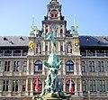 アントウェルペン市庁舎 Stadhuis - panoramio.jpg