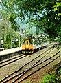 內灣站鐵路線和列車/Tracks and Train in Neiwan Sta - panoramio.jpg