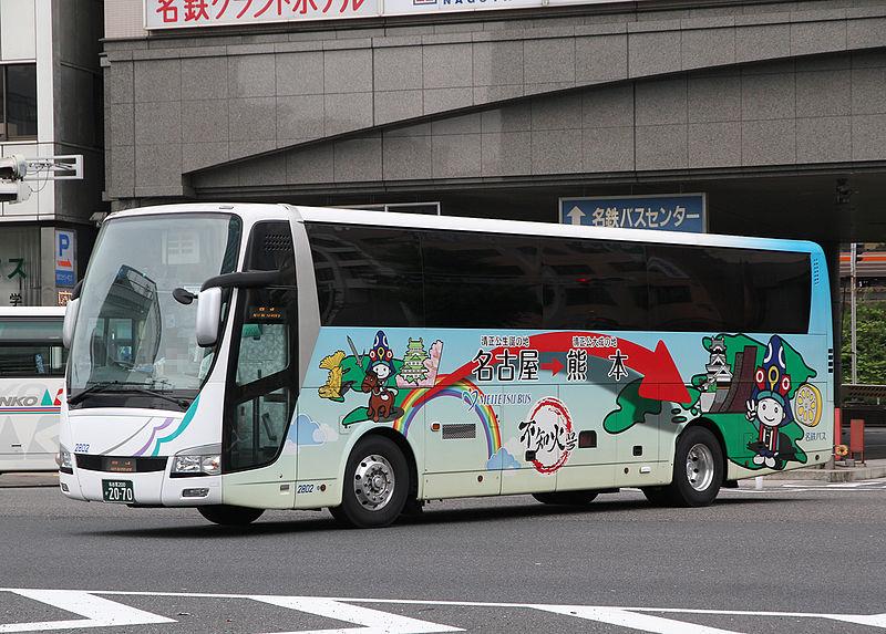 不知火号(名鉄バス)