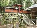 宇陀市菟田野入谷 丹生神社 Nyū-jinja, Utano-Nyūdani 2011.6.03 - panoramio.jpg