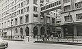 彌敦道與中間道交界 Junction of Nathan Road and Middle Road 半島酒店及半島閣 Peninsula Hotel & Peninsula Court, 1970s.jpg