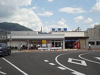 Tsuruga Station - Image: 敦賀駅 panoramio (6)