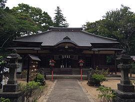 熊野神社 (横芝光町) - Wikipedia