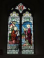 -2018-11-06 Stained glass window, Saint Andrew's, Bacton (1).JPG