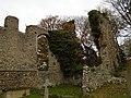 -2019-11-25 Augustinian priory ruin, All Saints church, Weybourne (3).JPG