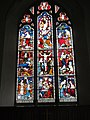 -2020-01-05 Stained glass east window, Saint Mary the Virgin, Northrepps.JPG