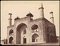 -Akbar's Tomb at Sikandra, India- MET DP71329.jpg