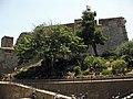 002 Castell Reial, façana nord, vora la riera del Dui.jpg