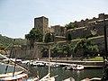 014 El Castell Reial des del port.jpg