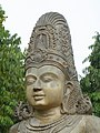 027 Maitreya head (20417665586).jpg