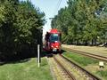 032 tram 168 approaching Neue Straße.png