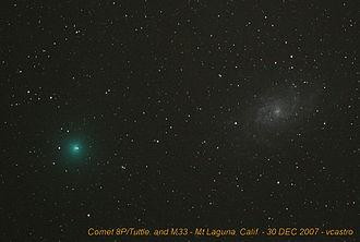 8P/Tuttle - Comet 8P/Tuttle