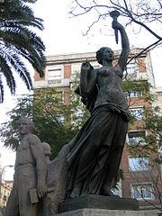 A Francesc Layret (Frederic Marès)