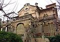 093 Casa Barbey, façana sud (la Garriga).JPG