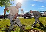 116th Civil Engineering Squadron repair drainage problem 130413-Z-XI378-006.jpg