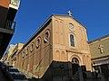 117 Monestir de la Divina Providència, c. Mare de Déu del Coll 40 - c. Albigesos 6 (Barcelona).jpg