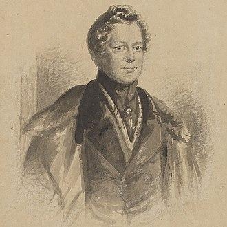 Earl of Dalhousie - Fox Maule-Ramsay,   11th Earl of Dalhousie