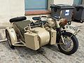 124 Fira Modernista de Terrassa, mostra de motos d'època a la Rambla.JPG