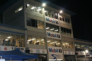 Sebring International Raceway - Press box