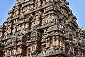 12th century Airavatesvara Temple at Darasuram, dedicated to Shiva, built by the Chola king Rajaraja II Tamil Nadu India (93).jpg
