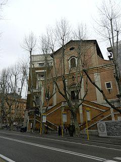 Santa Maria della Concezione dei Cappuccini Catholic church in Rome, Italy