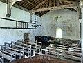 13 century Llangelynnin Church, Gwynedd, Wales - Eglwys Llangelynnin 79.jpg