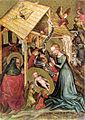 15th-century unknown painters - The Nativity - WGA23521.jpg