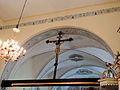 160313 Rainbow beam in the Saint Stanislaus church in Luszyn - 01.jpg