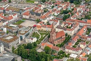 Eberswalde,  Brandenburg, Germany