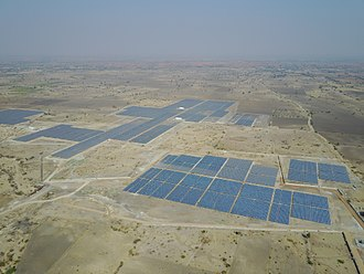 Solar tracker - Largest single axis tracker project in Asia- 172MW- Arctech Solar