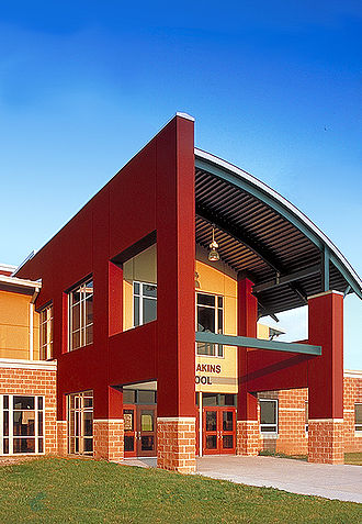 Akins High School - Image: 173 Selected