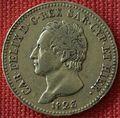 1823 Karl Felix Sardinien-Piemont 20 Lire.JPG