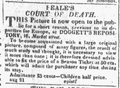 1823 Peale Doggetts BostonDailyAdvertiser Aug21.png