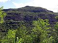 184 Cingles de Bertí, costes de Sant Miquel, des del camí de l'Ermita.JPG
