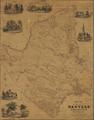 1852 map DanversMA byHenryMcIntyre BPL 10749.png