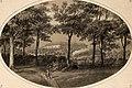 1856, Inauguración de la Escuela Central de Agricultura, Vista de la Flamenca (cropped).jpg