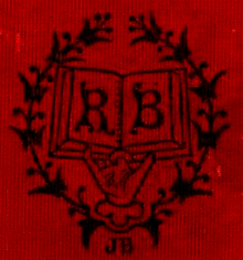1869 logo RobertsBros publishers Boston.png
