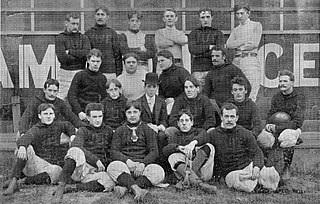 1895 Western University of Pennsylvania football team American college football season