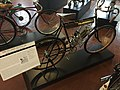1898 Columbia Bicycle Model 40 with 1916 Shaw Motor Kit in the Lane Motor Museum in Nashville, TN, USA.jpg